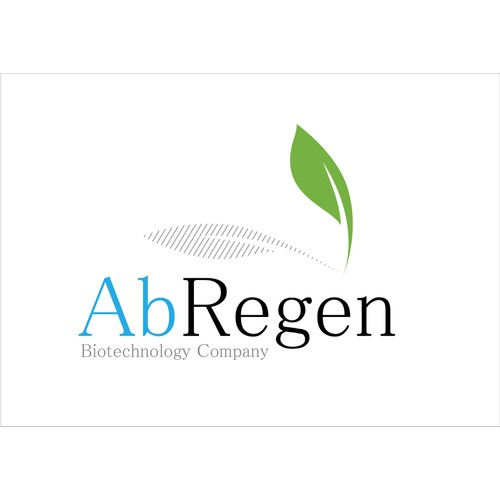 Create a logo for an innovative Biotechnology Company