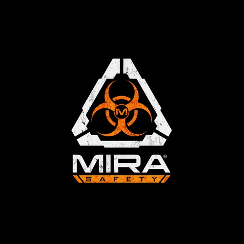 Logo design for Mira Safety