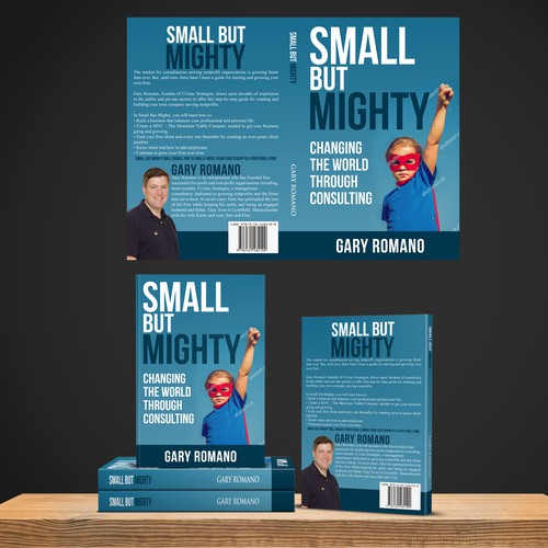 Cover book Small but Mighty