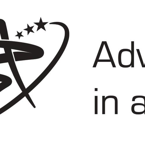 Logo for distribution company