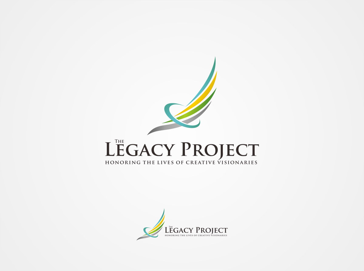 first ever logo for The Legacy Project