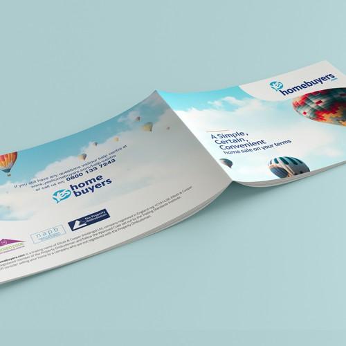 Growing property company brochure