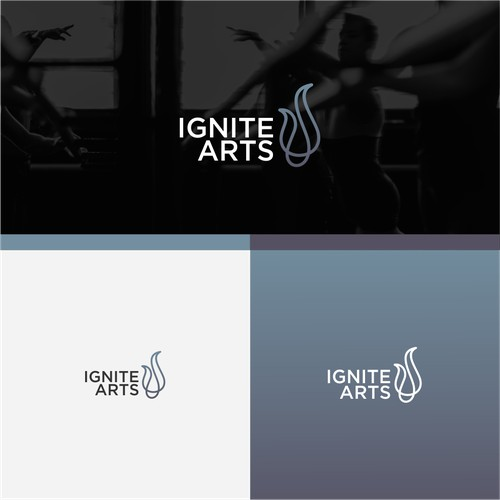 IGNITE ARTS LOGO