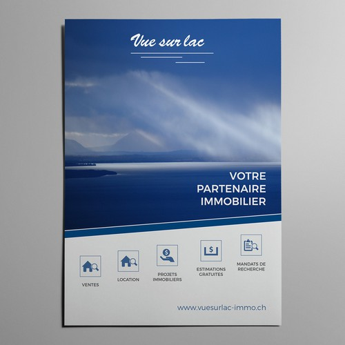 Real Estate & Mortgage Flyer