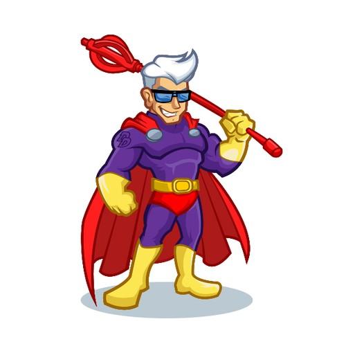 Super Hero wannabe