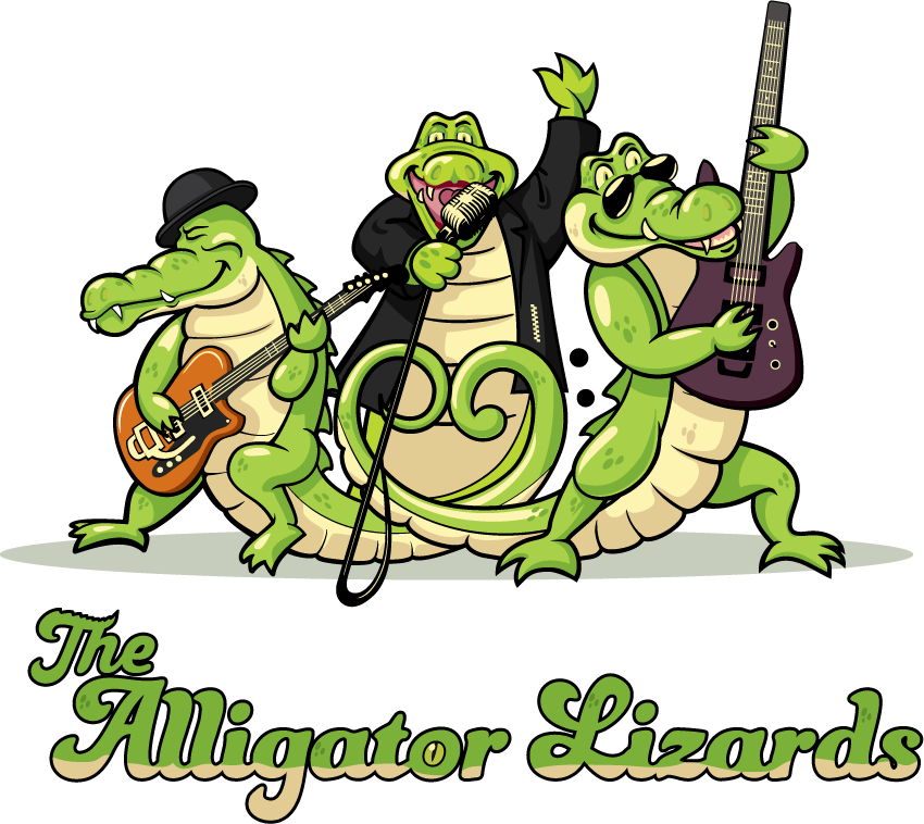 Logo for The Alligator Lizards