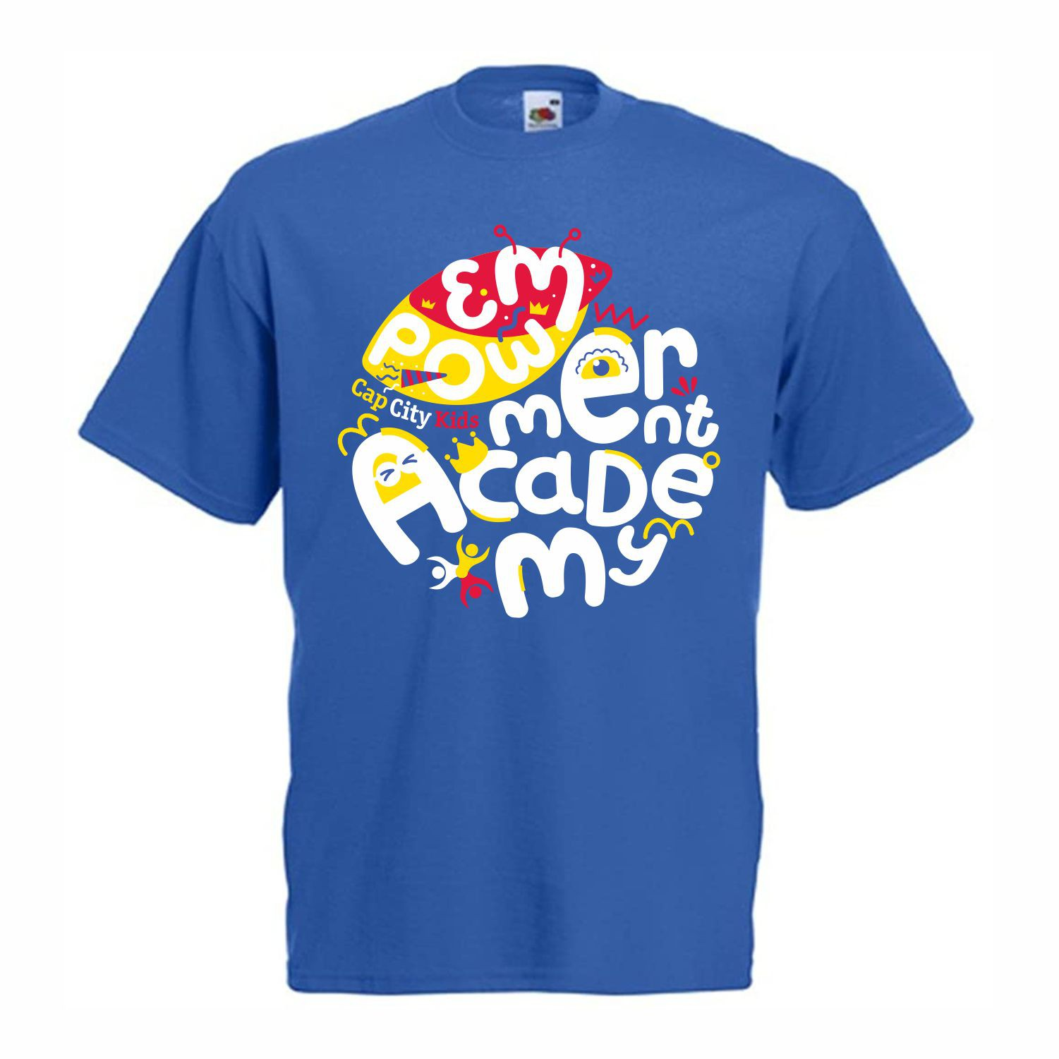 T-shirt Design for Empowerment Academy Back to School Event
