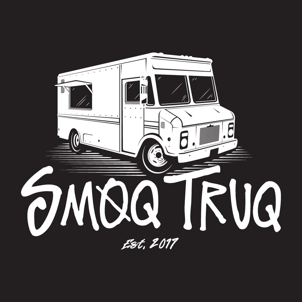 SmoqTruq. Mobile smoked meat
