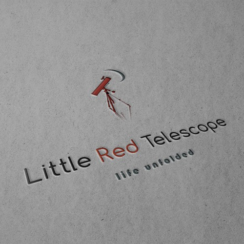 Brand identity graphic mockup of a logo