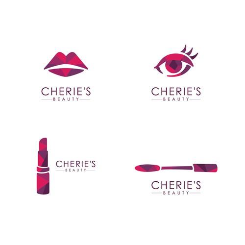 Cherie's Beauty logo for Makeup Artist
