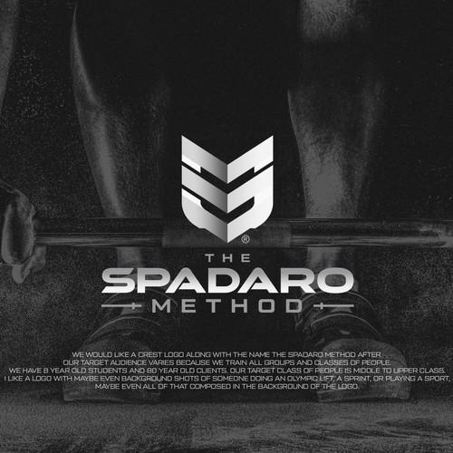 Logo design for The Spadaro Method