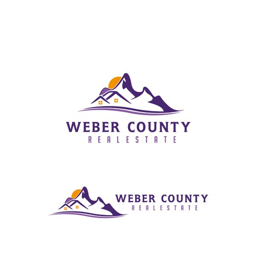Help Weber County Real Estate with a new logo