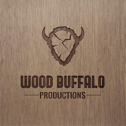 Wood Buffalo Productions logo