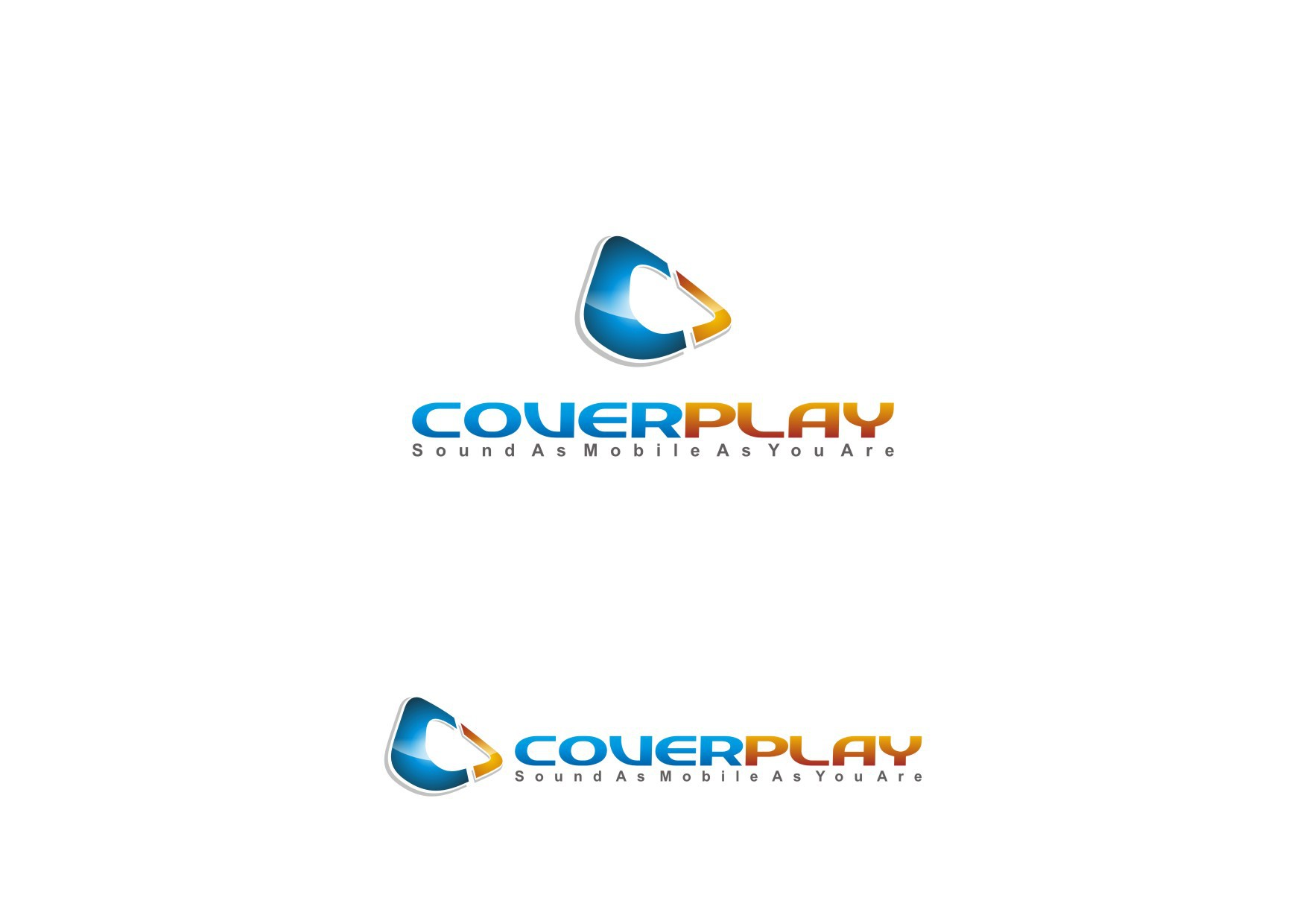 Create the next logo for CoverPlay