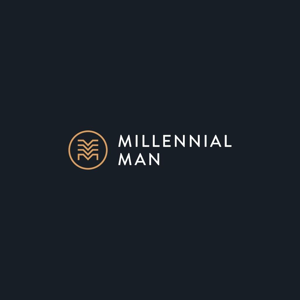 Erstelle ein Logo für den modernen Mann