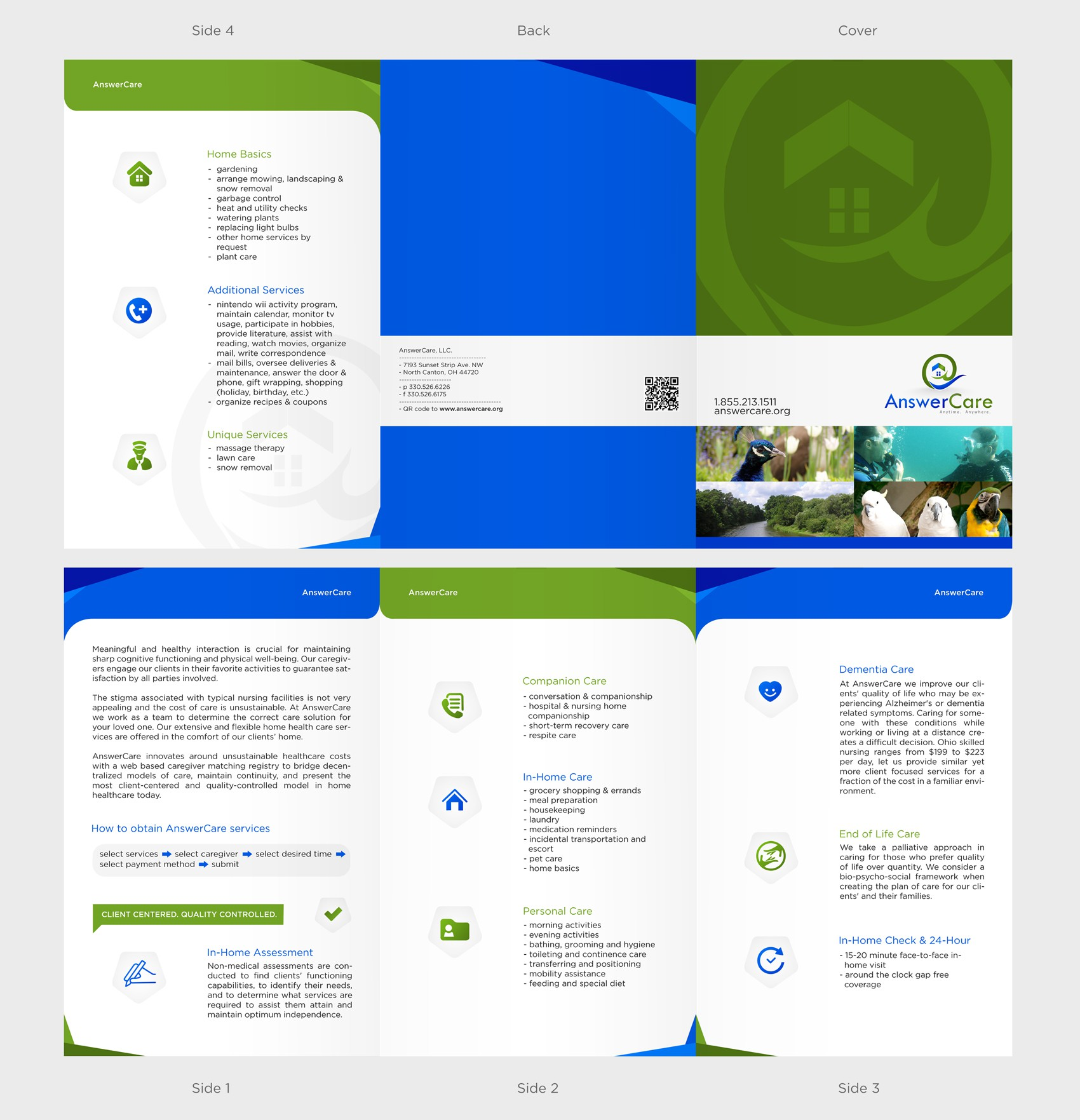 Brochure - AnswerCare - Anytime. Anywhere.