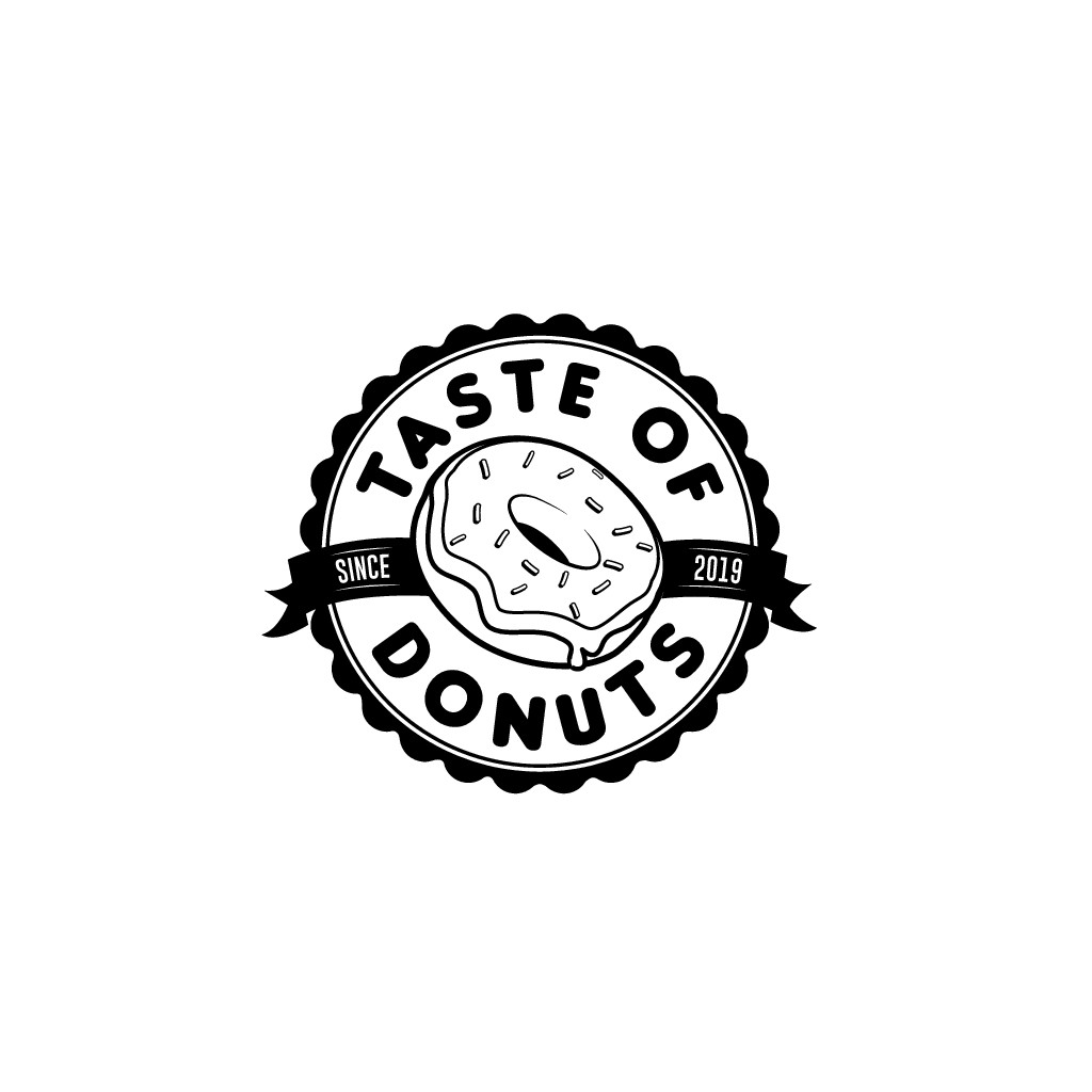 """We need a logo! """"Taste of Donuts"""" Chicago Donut Tasting event"""