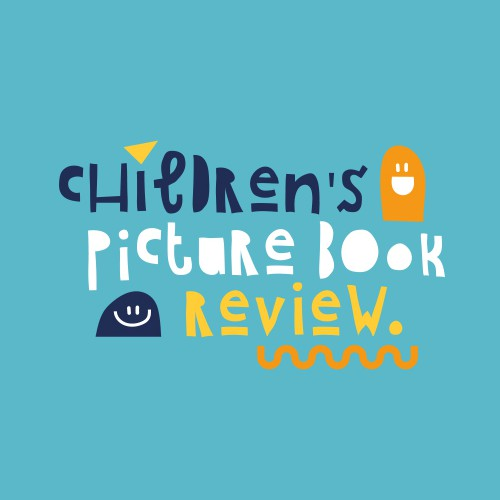 Children's Picture Book Review logo design