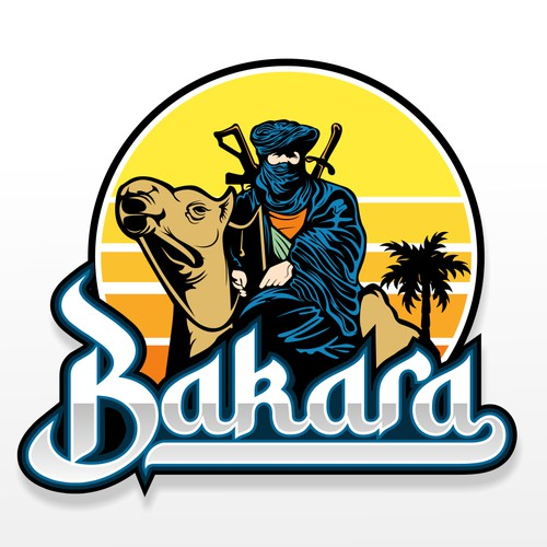 Logo for Bakara