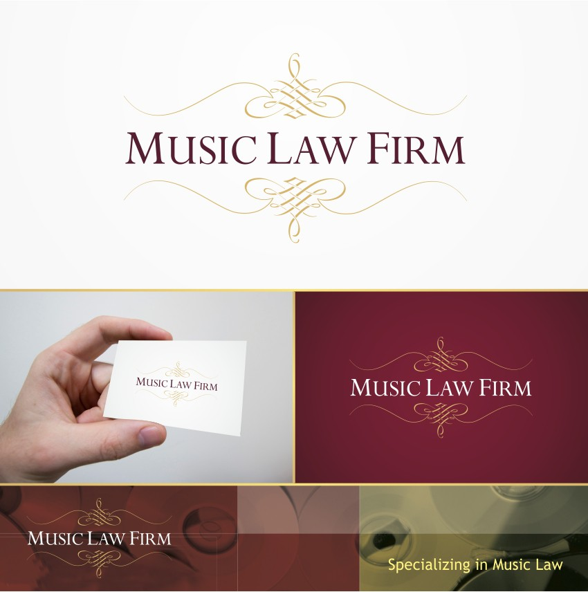 Music Law Firm needs a logo