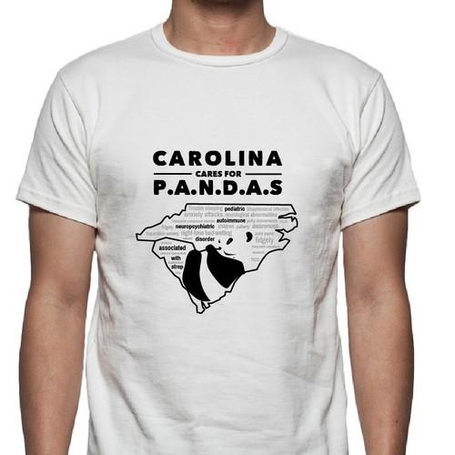 Carolina cares for Pandas