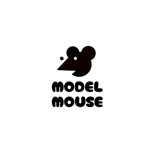 Sweet mouse logo