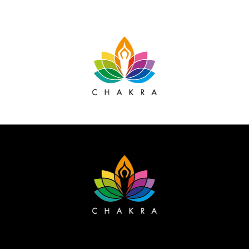Colorful logo for tech team