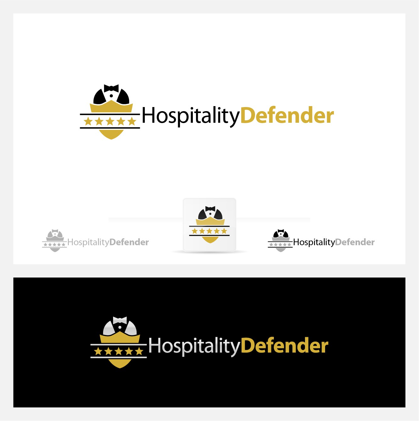 Help Hospitality Defender with a new logo