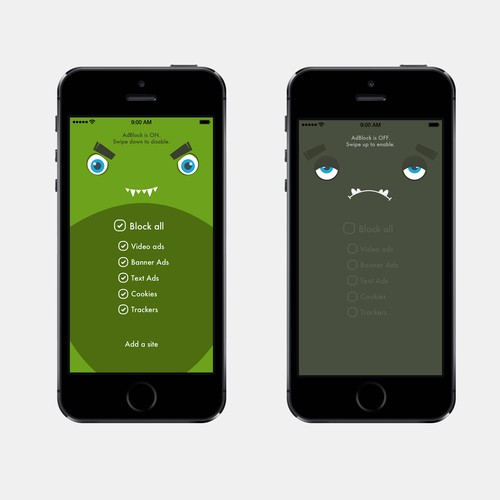 Another blocker app concept