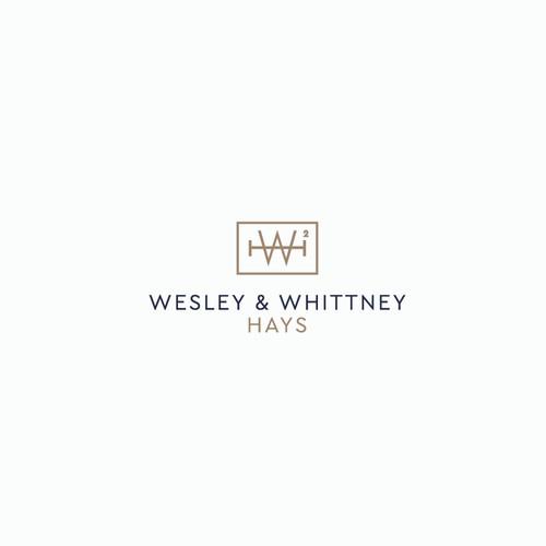 Logo for a wedding event