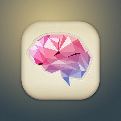 "App icon for  ""Brain Yoga"""