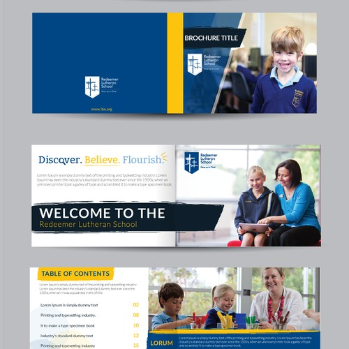 Brochure for Primary School