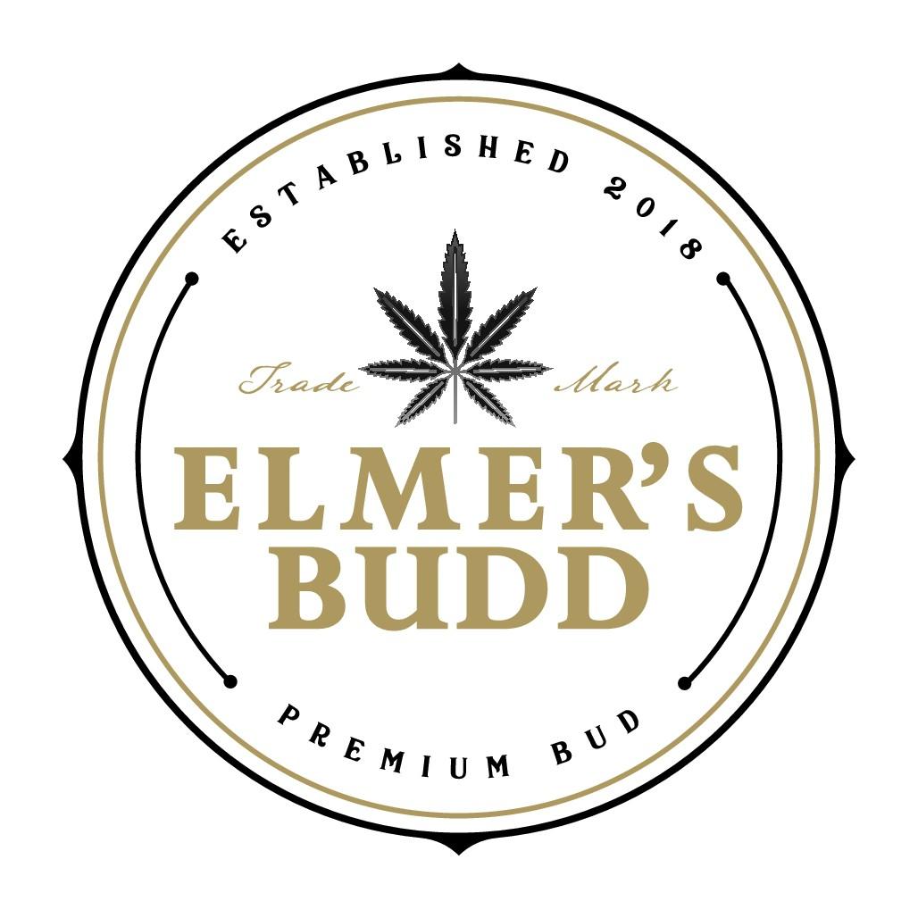 Design a unique logo for Elmer's Budd Marijuana Retailer