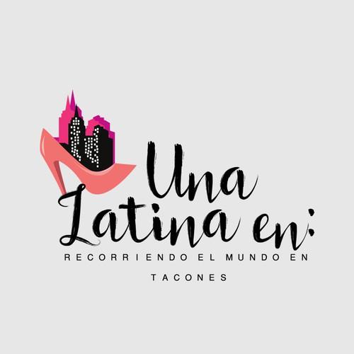 Logo design for fashion blog