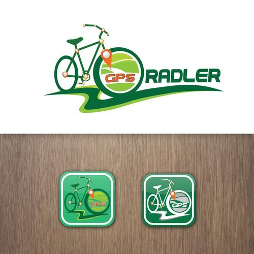 GPS Radler Logo