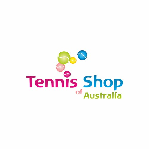Create the next logo for Tennis Shop of Australia