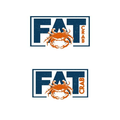 logo crab