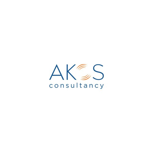 Clean and simple design for akosconsultancy