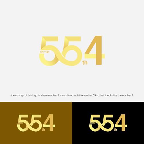 Anniversary Golden 55 Logo