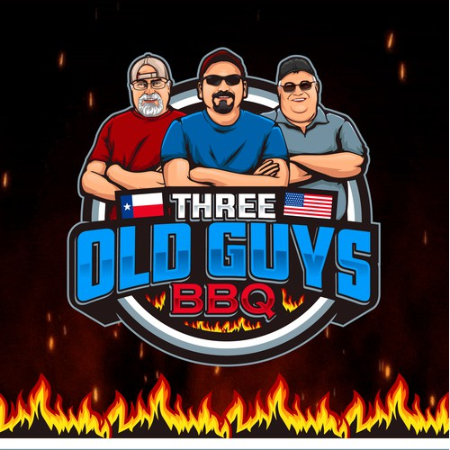 THREE OLD GUYS BBQ
