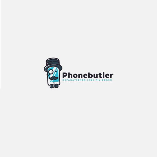 Logo Concept for Mobile phone repairs