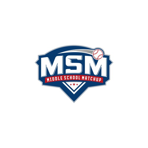 Logo For Youth Baseball Franchise