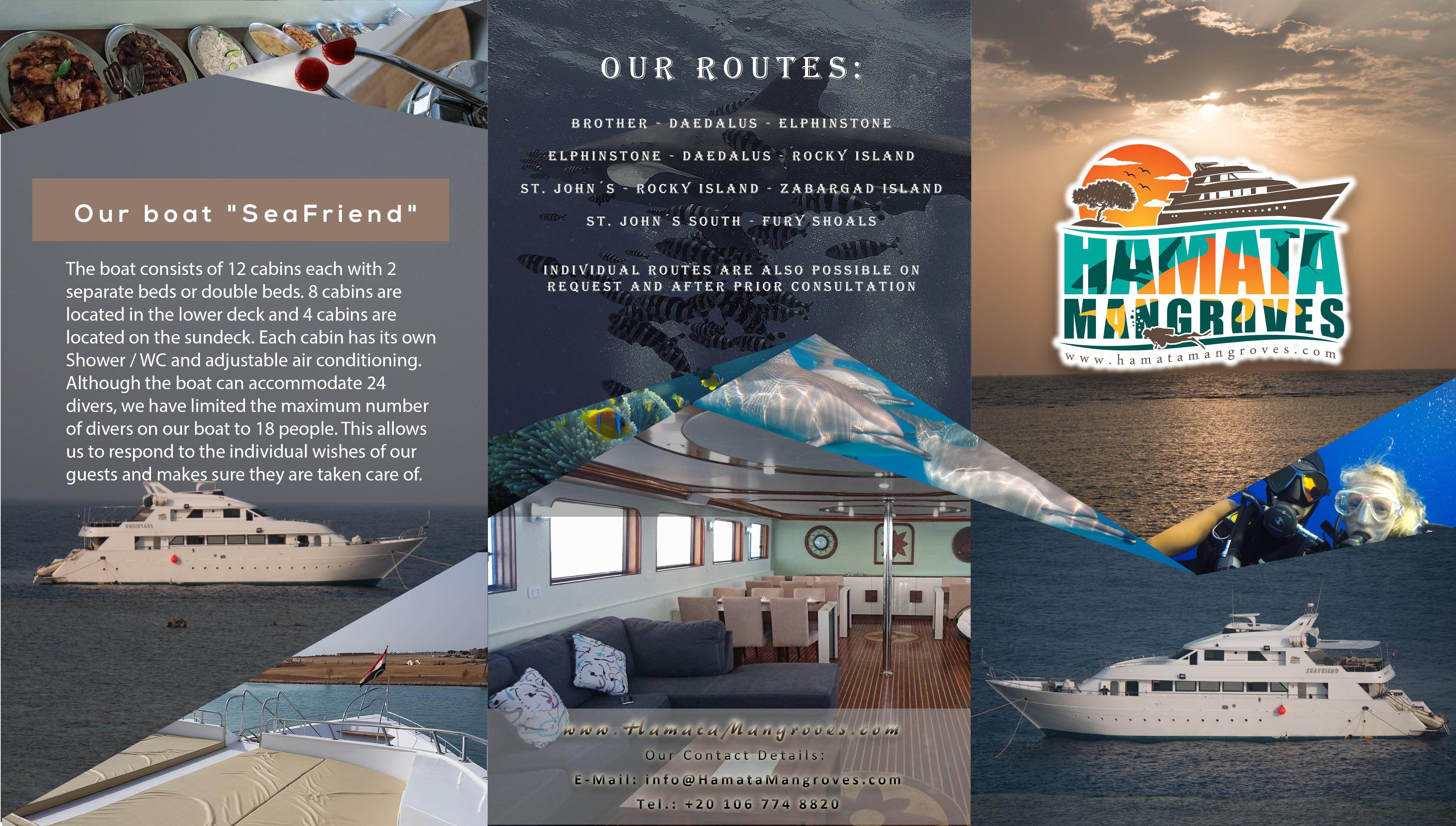 """Flyer Boat """"SeaFriend"""""""