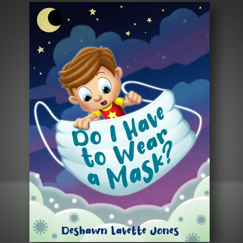 Book Cover for children's book