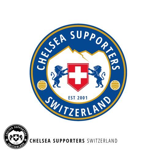Football fanclub logo