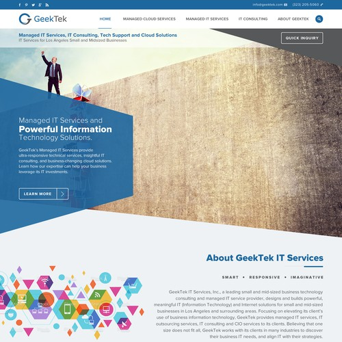 GeekTek - IT Services, Consulting and Managed IT Services