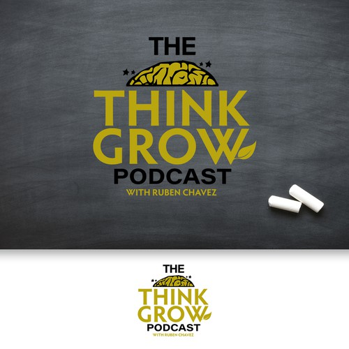 The Think Grow Podcast Logo
