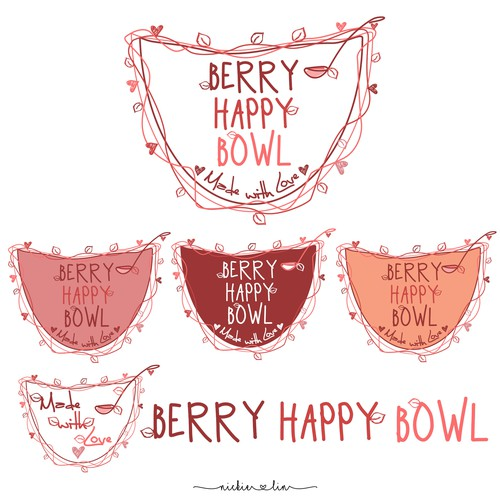Berry Happy Bowl