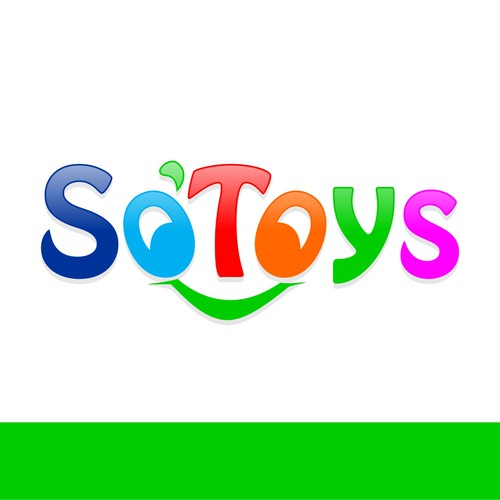 Create a logo for a new toys chain stores in Africa