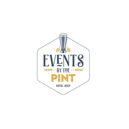 Logo for a Brewery Events Consultant